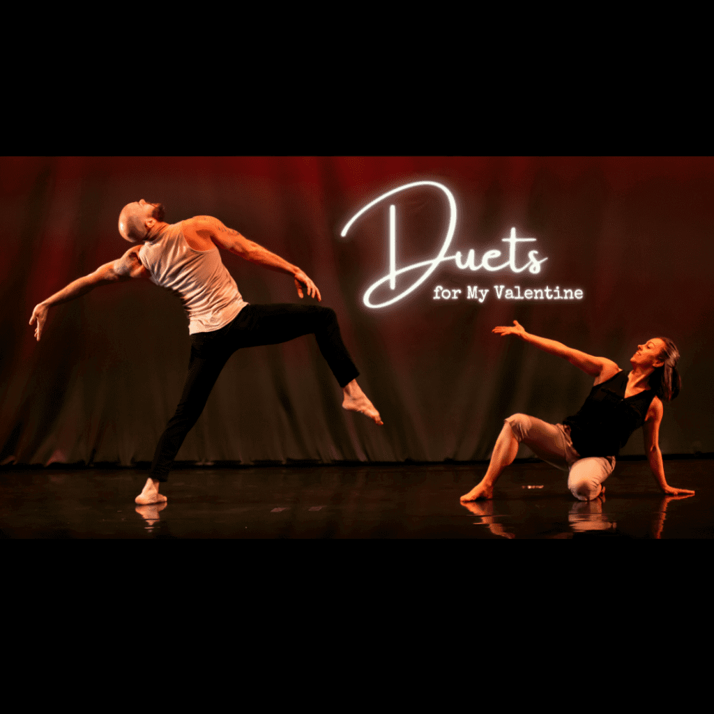 Duets my Valentine event - Dance Company Wichita - Regina Kl