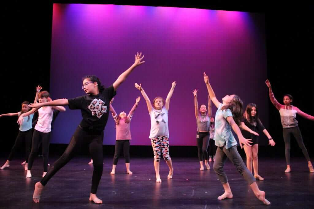 RKDC youth dance camp 2021